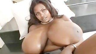 big boob ebony