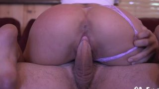 Amateur Teen Has Quick Fuck And Gets a Juicy Creampie – NoFaceGirl