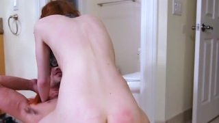 Redhead Dolly Little Gets Ravaged By Bruce Venture